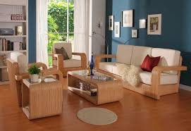 modern wood sofa furniture. furniture contemporary solid wood sofa set centerfieldbar com modern w