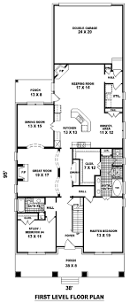 appealing house plan narrow lot exterior ideas pie shaped plans garage zero line home lots granny pods floor foot wide skinny block designs small homes
