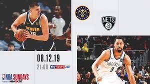 NBA Sundays, la preview di Brooklyn Nets - Denver Nuggets
