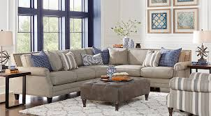 gray living room furniture. Gray Sectional Living Rooms Room Furniture