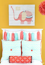 hobby lobby room decor combine mint and coral accents for a stunning  makeover shell big girl