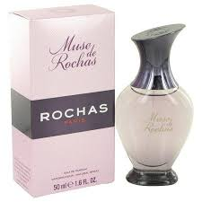 <b>Rochas Muse de</b> Rochas Eau De Parfum Spray for Women 1.7 oz ...