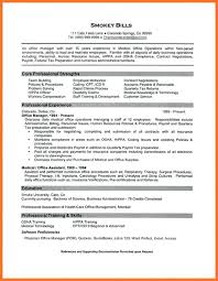 Front Office Manager Resume Filename Magnolian Pc