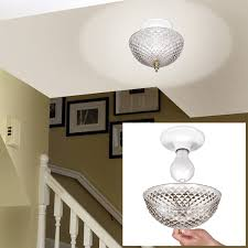 winsome round glass ceiling light covers designs replacement bath fan cover lamp