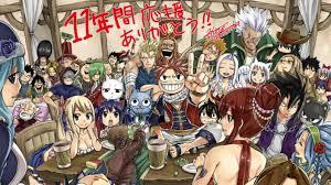 'Fairy Tail' anime to return in 2018 According to Hiro Mashima, reator of  the popular manga series Fairy Tail, A-1 Pictures' Fairy Tail anime  adaptation ...