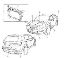 Download Free 2008 Mazda Cx 9 Workshop Service Repair Manual Mazda Cx 9 Repair Manuals Mazda
