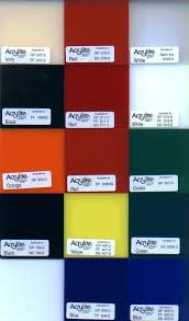 stock colors only call for availability 48 x 96 only