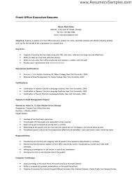 another word for receptionist front desk resume examples examples of resumes