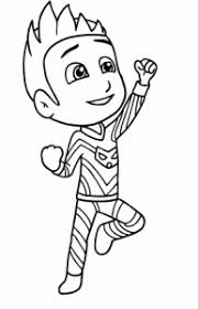 Small Picture PJ Masks coloring pages