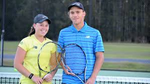 Tennis: Camden Haven High School students Corey and Krystal Clarke to  compete in Fiji | Port Macquarie News | Port Macquarie, NSW