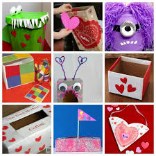 Box Decorating Ideas For Kids Creative Valentine Box Ideas for Kids 17
