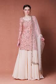 Designer Sharara Suits Embroidered Sharara Set Sharara Designs Pakistani Dress