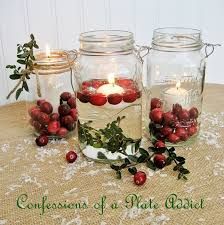 Ideas For Decorating Mason Jars For Christmas Fun and easy Christmas mason jar candles Hometalk 79