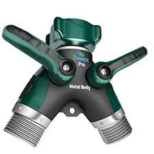 garden hose splitter. 2wayz All Metal Body Garden Hose Splitter. Newly Upgraded (2017): 100% Splitter R