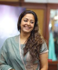 Jyotika Patel Designs Actress Jyothika Stills From Raatchasi Movie Promotions