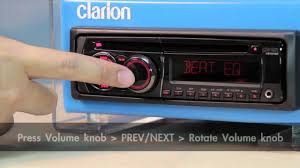 clarion cz101 3 audio setup mov youtube Clarion M3170 Wiring Harness Diagram Clarion Cz201 Wiring Diagram #47