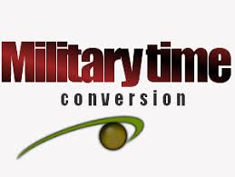 Time Conversion Chart Minutes To Decimal Hours | Military Time ...