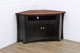 corner tv stand in elmo tv w vcr shelf dutch craft furniture prepare 10