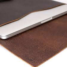 Designer Macbook Pro Case Walker Macbook Pro Case Marron Mens Clutch Macbook Pro