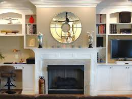 fireplace mantel mirror choice