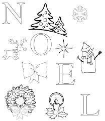 Coloriage De Noel Pour Les Tout Petitl L