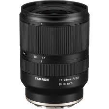 tamron 17 28mm f 2 8 di iii rxd lens