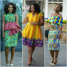 Best Kitenge Dress Designs Top 10 Fantastic Kitenge Short Dresses Fashenista