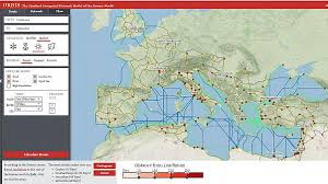 Time Map Travel Back In Time With The Google Maps Of Ancient Rome