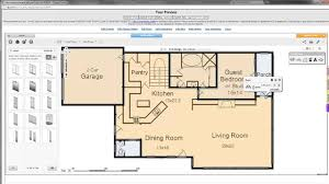 creating floor plans for a house