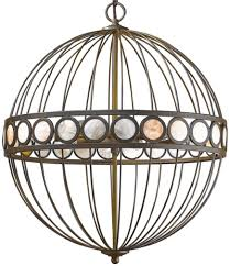 mother of pearl chandelier. Aria Oil Rubbed Bronze Sphere Chandelier Mother Of Pearl Accents 20\ L