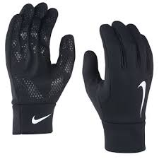 Nike Youth Hyperwarm Field Player Soccer Gloves Size Chart Hyperwarm Field Player Gloves Adult Black White Small