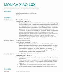 403 Market Research Resume Examples In New York Livecareer