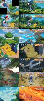 Episode 1 and Movie 20 side-by-side comparison | Pokémon | Pokemon, Movie  20, Pokemon images