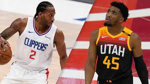 LA Clippers vs. Utah Jazz (Conference ...