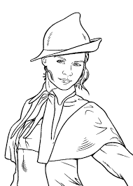 Small Picture Beautiful Harry Potter Coloring Pages Ginny Ideas Coloring Page