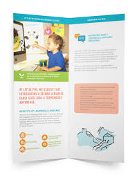 little pim email graphics social media sandy shee daycare brochure