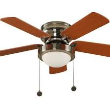 ceiling fans home depot. brushed nickel hugger ceiling fan with 5 reversible mdf blades and single frosted twist lock glass shade, 034614 at the home depot - tablet fans f