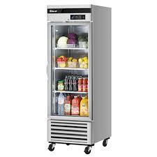 turbo air tsr 23gsd n6 new maximum glass door refrigerator one