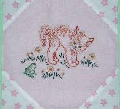 Baby Quilt Embroidery Patterns | makaroka.com & EMBROIDERY QUILT PATTERNS BABY Sewing Patterns For Baby Adamdwight.com