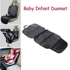 summer infant baby easy clean non skid watherproof car seat protector mat duomat 1 of 12only 4 available