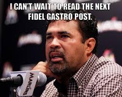 Fidel Gastro: Ozzie Guillen: It Was All a Misunderstanding via Relatably.com