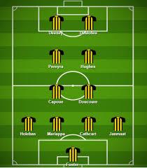 Soccer Lineups Lineups Archives Fantasy Football Geek