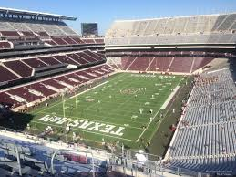 Kyle Field Seating Chart Kyle Field Section 343 Rateyourseats Com