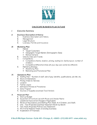 Executive Summary Template Word Sample Business Contract Between