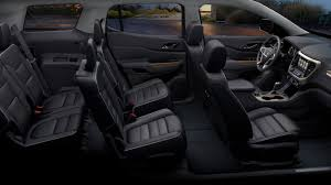 gmc acadia interior. Interesting Acadia Interior Gallery Image Of The 2019 GMC Acadia Denali Midsize Luxury SUV To Gmc E