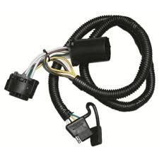 gm trailer plug 118384 t one trailer hitch wiring harness gm vehicles 7 pole plug