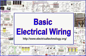electrical wiring electrical technology basic electrical wiring installation diagrams electrical wiring