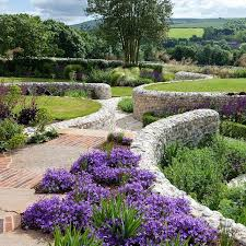 Small Picture 826 best Garden art Paths patios steps and walls images on