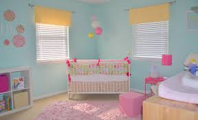 ... Lovely Ideas Of Girl Baby Nursery Room Decoration For Your Beloved  Daughters : Divine Girl Baby ...