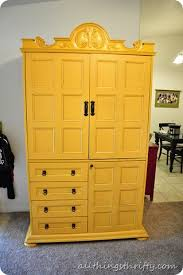 yellow furniture. Refinished Yellow Furniture 1 T
